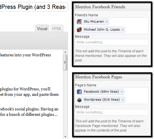 7 Reasons Why You Should Start Using the Official Facebook for WordPress Plugin (and 3 Reasons Why You Shouldn't) 6
