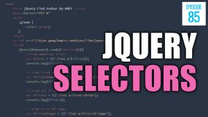 jQuery Code Snippets 3