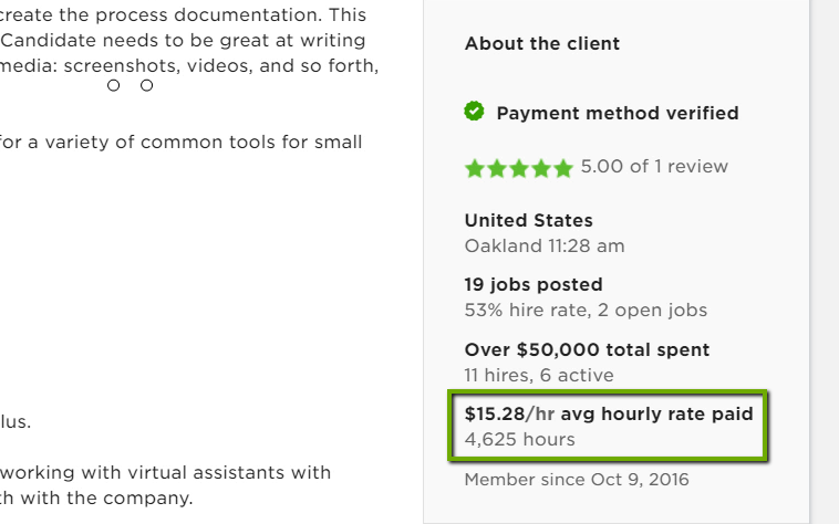Upwork clients don't pay jack 3