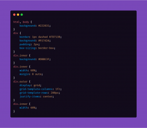 CSS Code Snippets 7