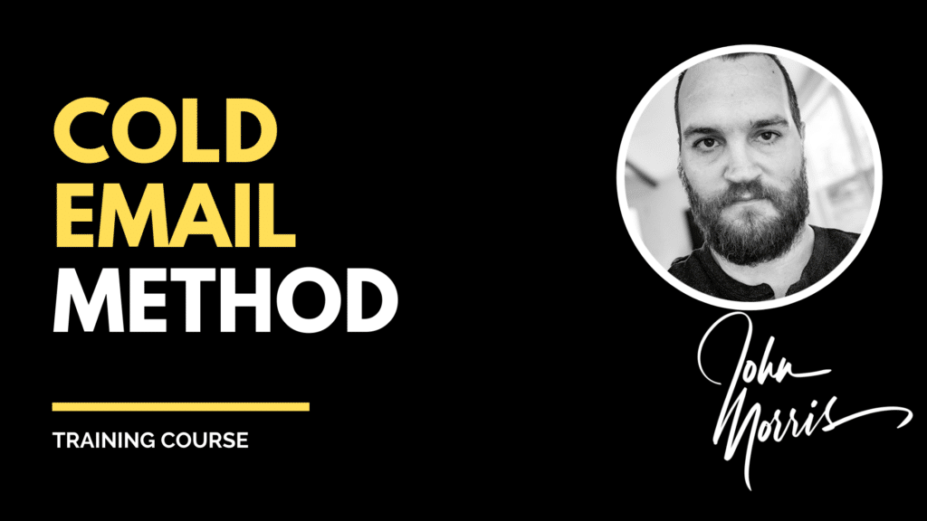 The Cold Email Method